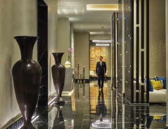 Four Seasons Casablanca Lobby