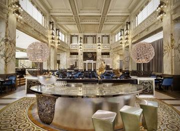 Elegantes Beleuchtungskonzept für das Park Hyatt Vienna